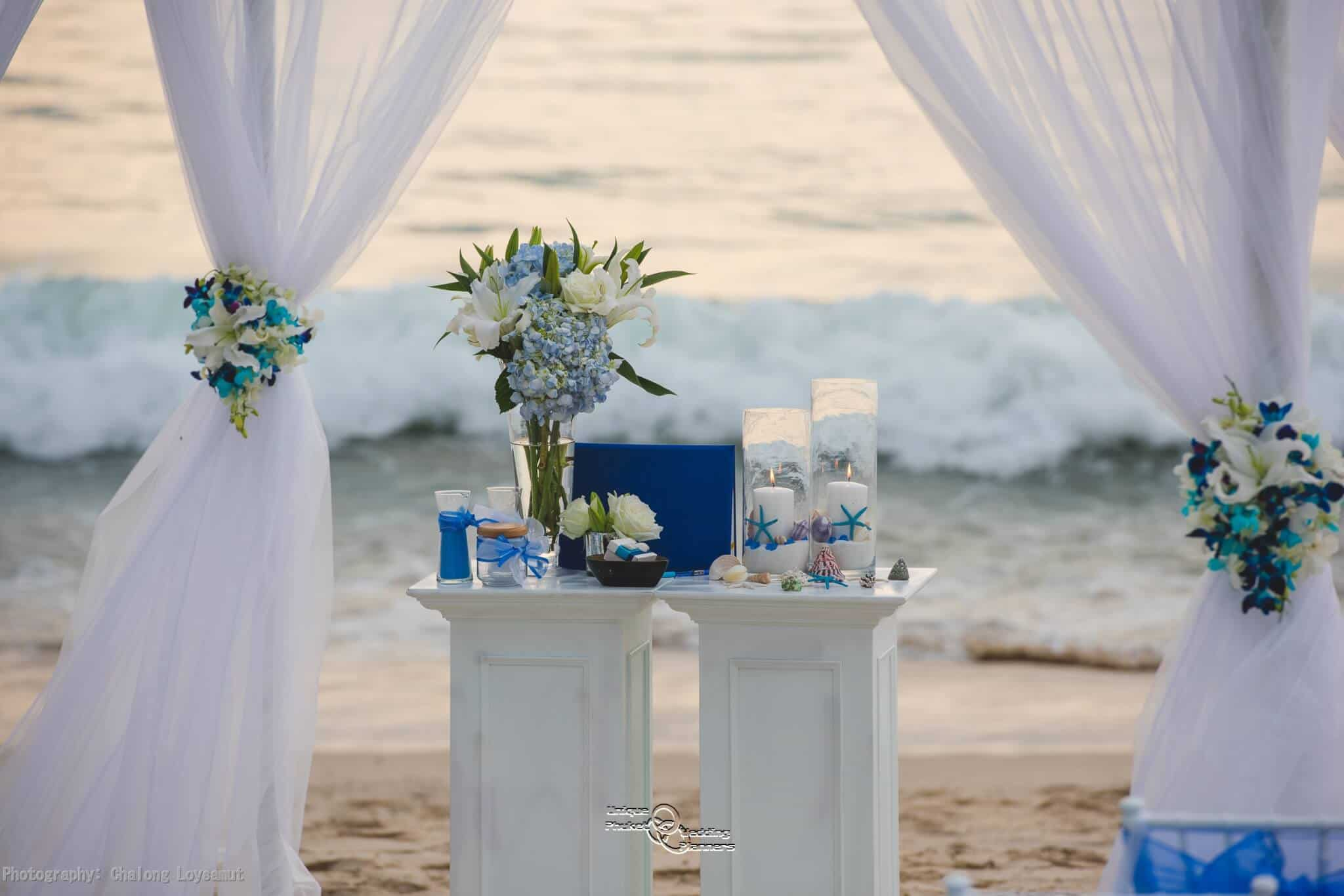 Phuket beach wedding vow remewal (28)