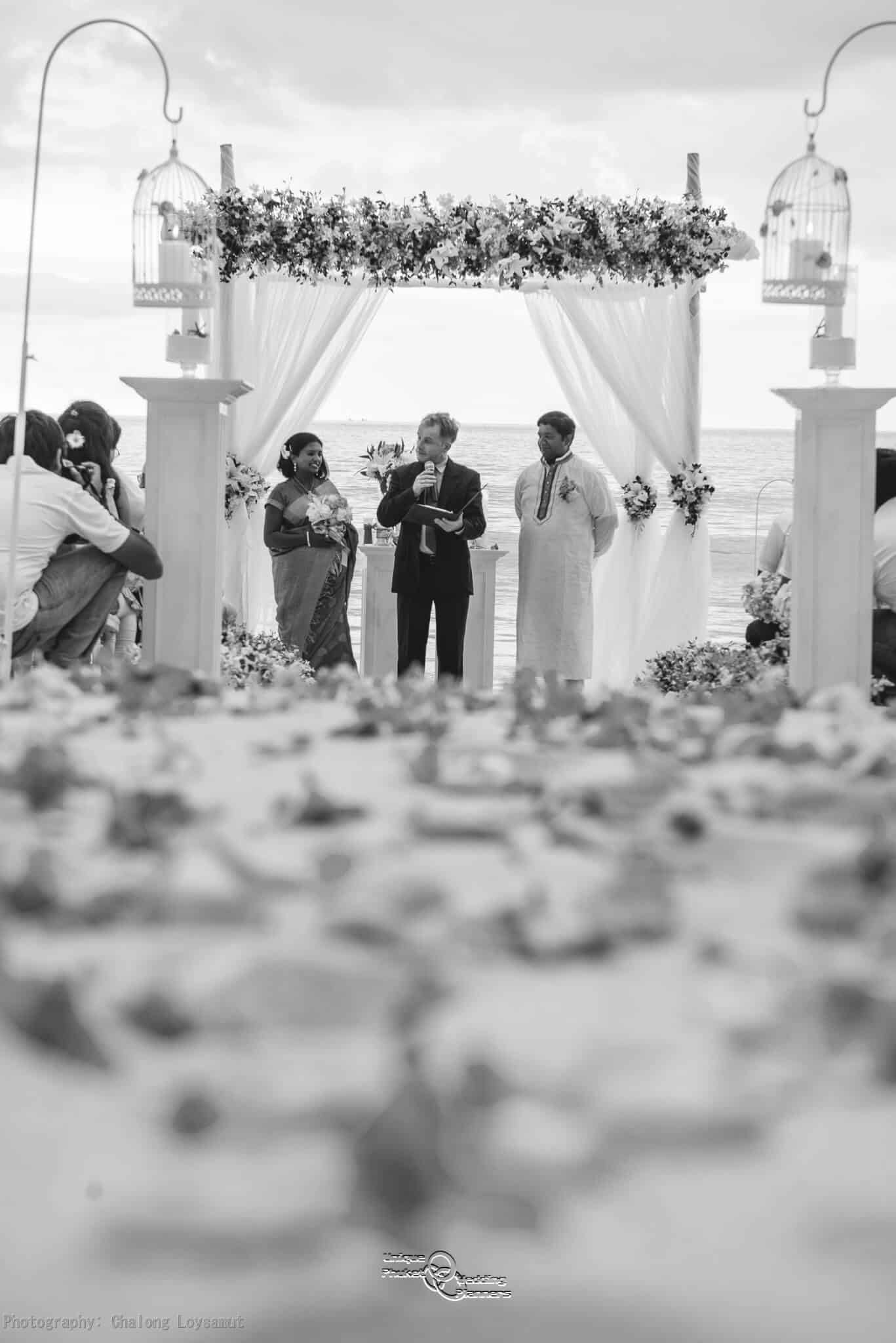 Phuket Wedding Vow Renewal Ceremony