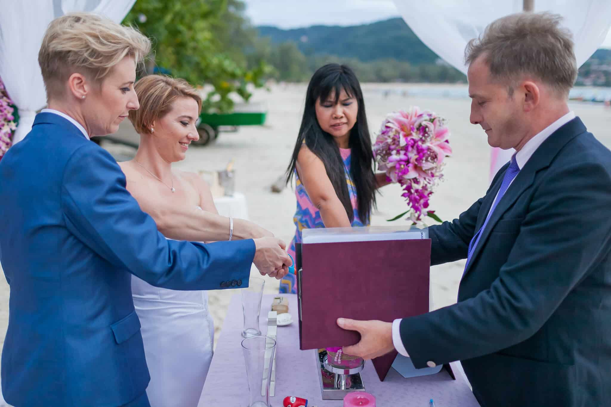 Beach wedding celebrant (15)