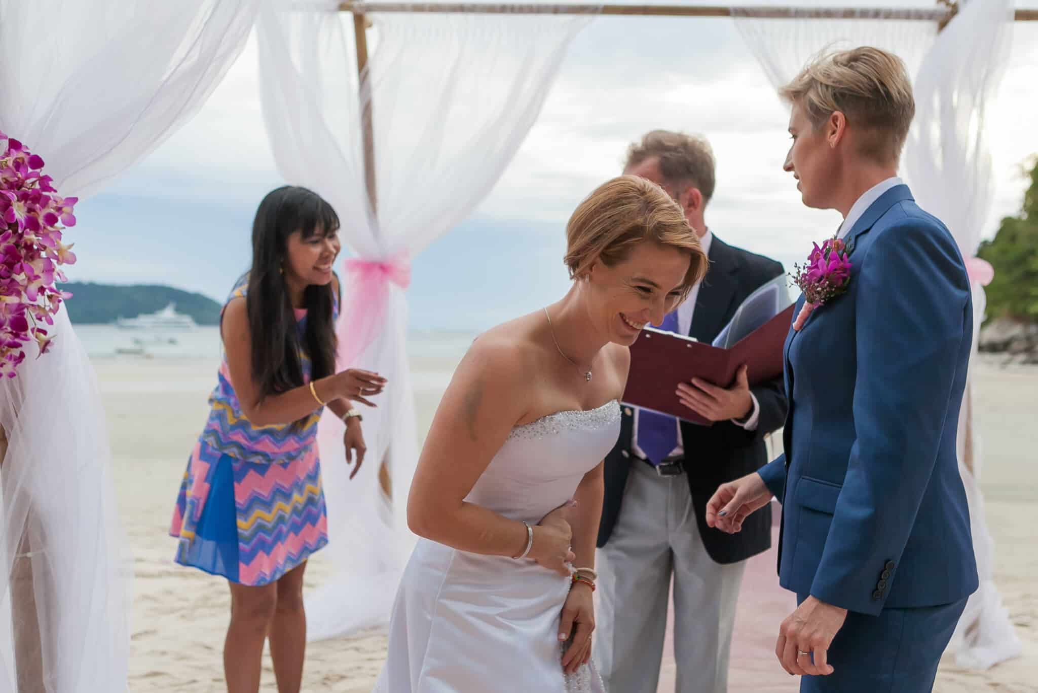 Beach wedding celebrant (7)