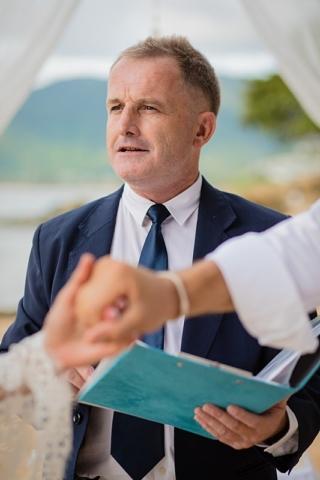 Phuket Wedding Officiant Hua Beach Wedding Sep 2017 90