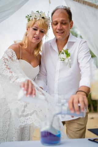 Phuket Wedding Officiant Hua Beach Wedding Sep 2017 92