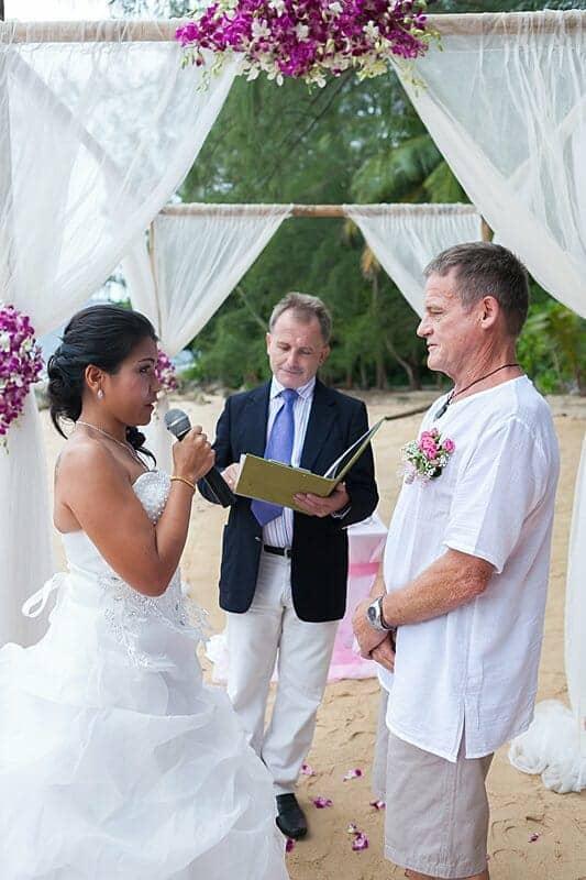 Phuket Wedding Officiant 34